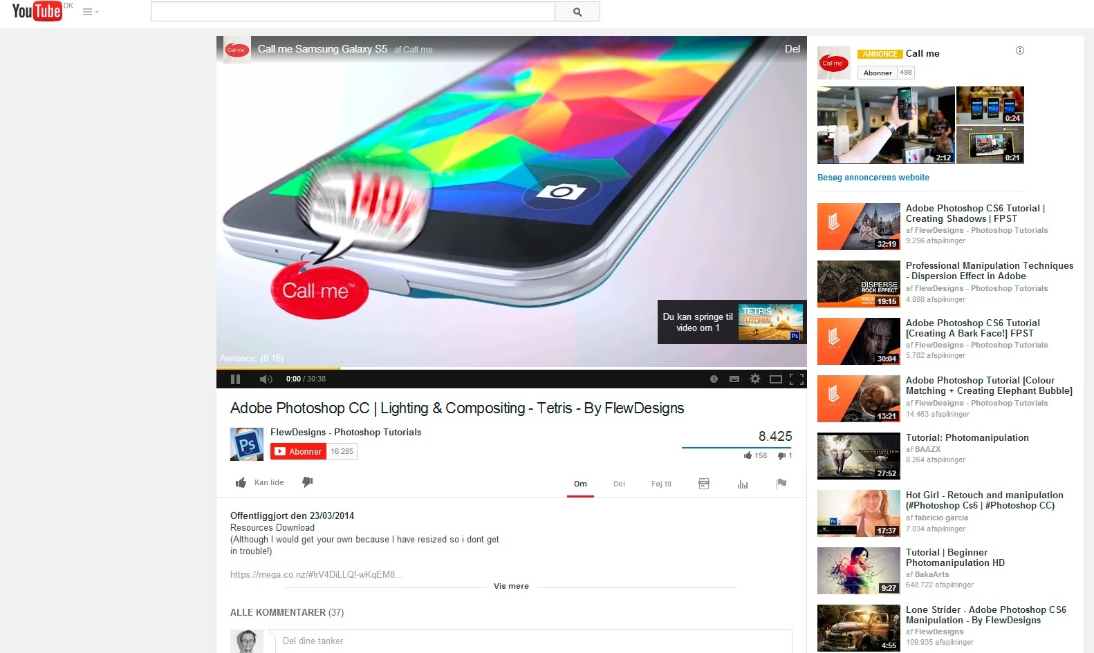 Google AdWords eksempler 5