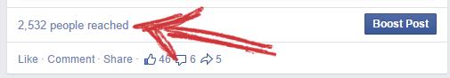 organisk-reach-på-facebook