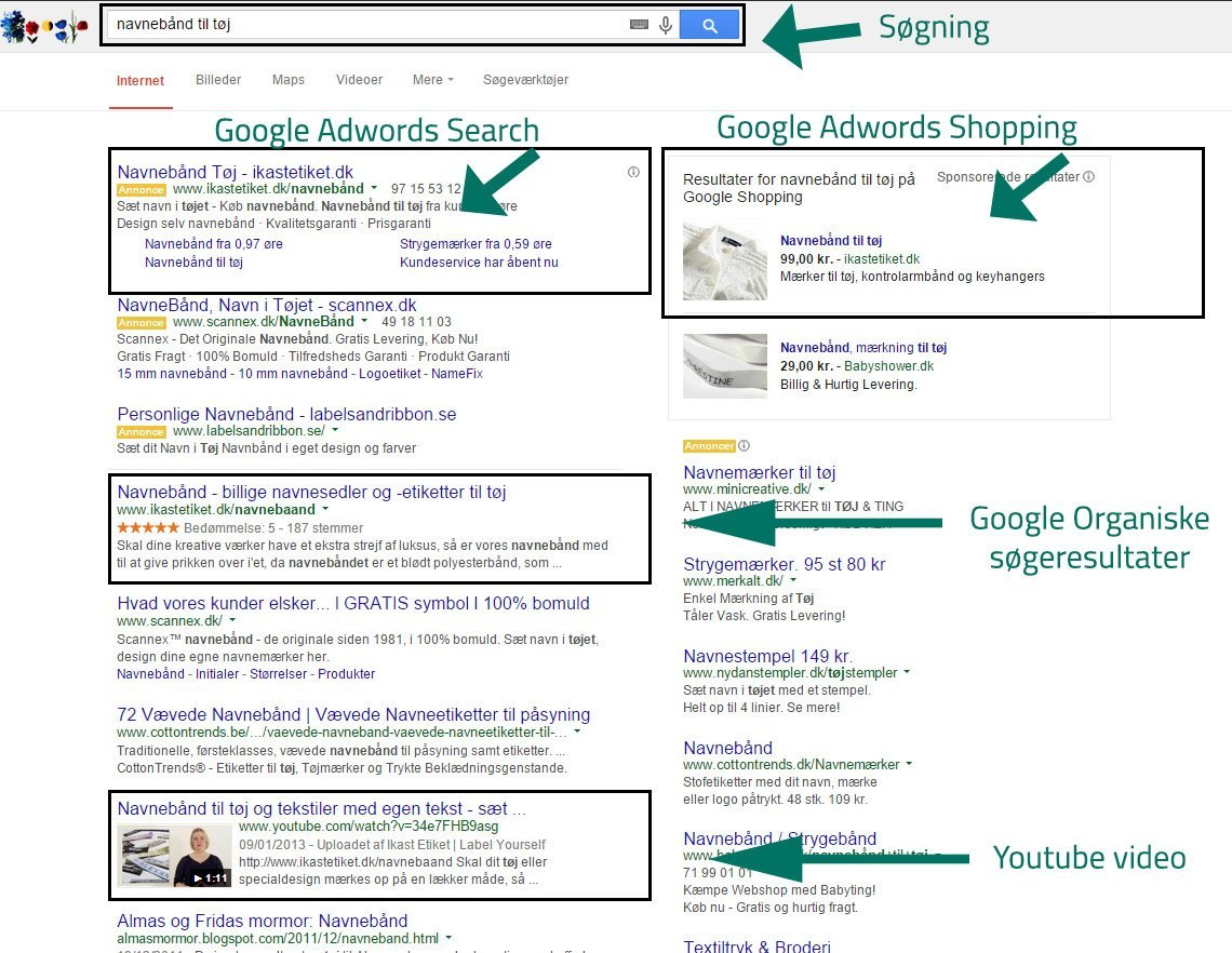 fyld 4 postioner på første side af google sådan her læs mere på