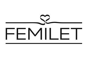 femilet logo