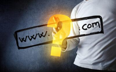 Undgå at miste SEO-værdi når du skifter domænenavn på dit website