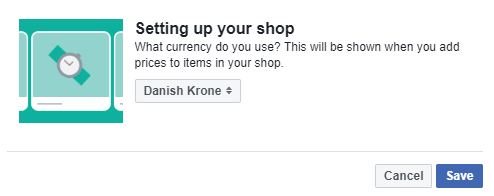 """172f8f59228 Nu har du oprettet en shop. Næste skridt er så at få fyldt din shop med  nogle produkter. Det gør du ved at trykke """"Add product"""":"""