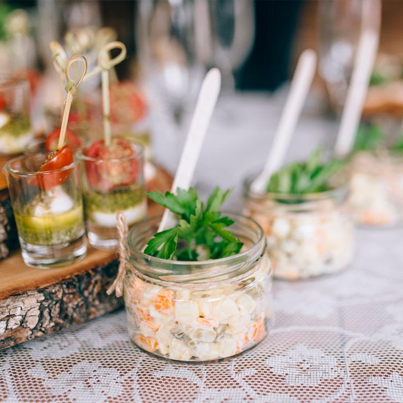 Le Menu - Catering til din næste fest