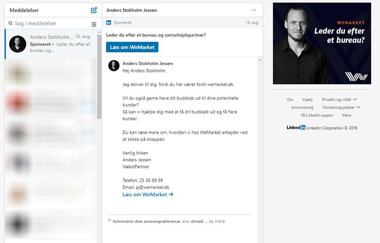 InMail på LinkedIn