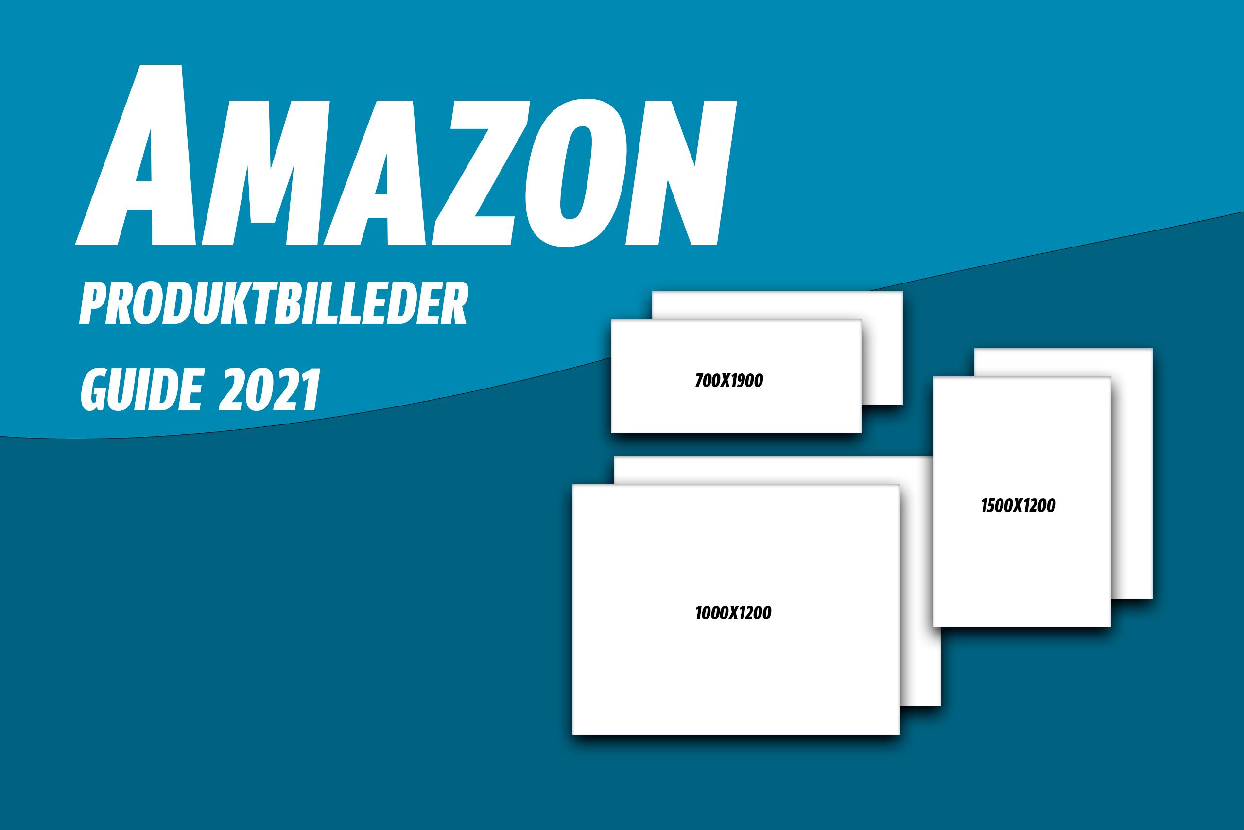 Amazon produktbilleder WeMarket guide